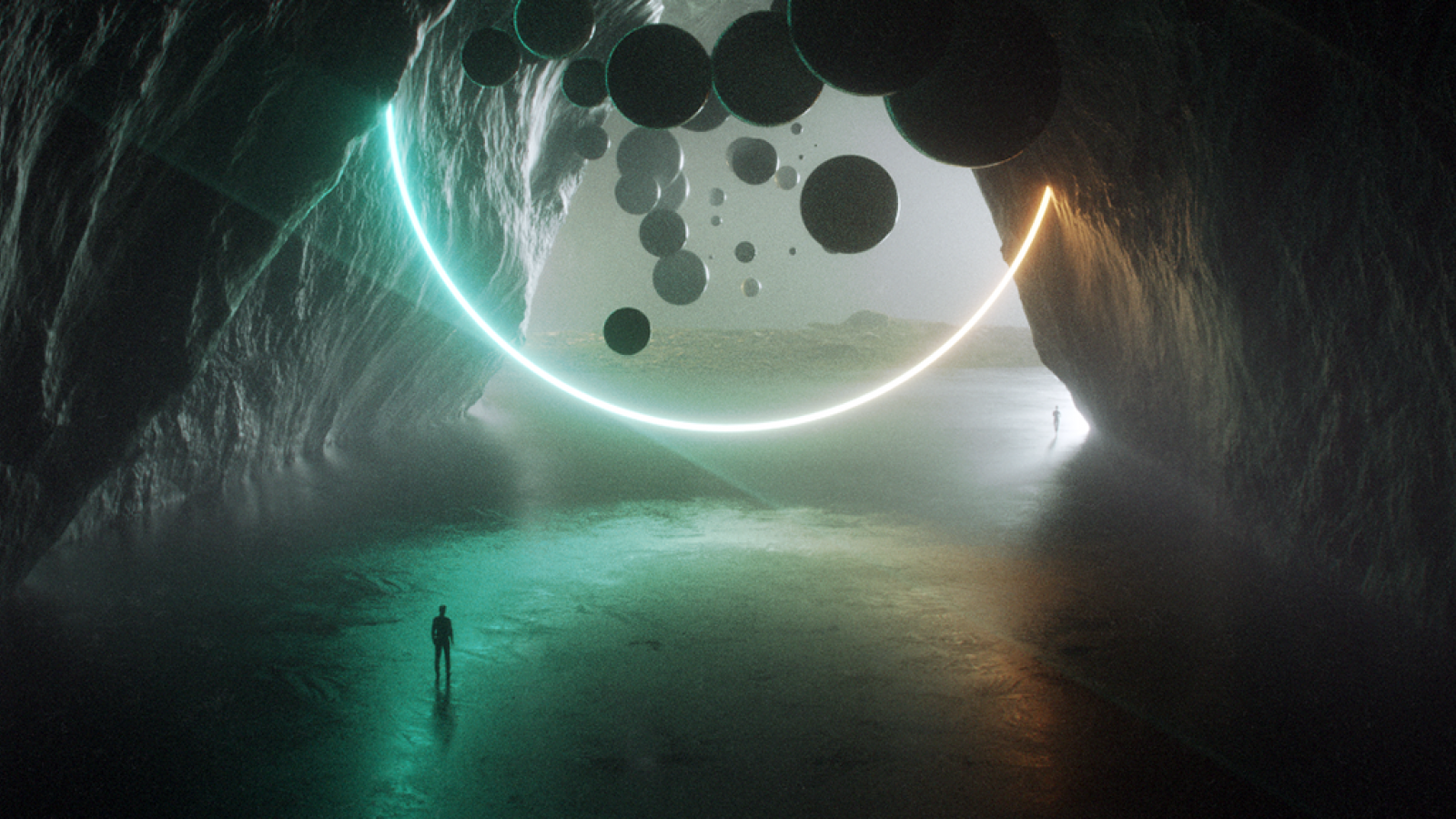 Eerie Everyday Digital Art by Stuart Lippincott