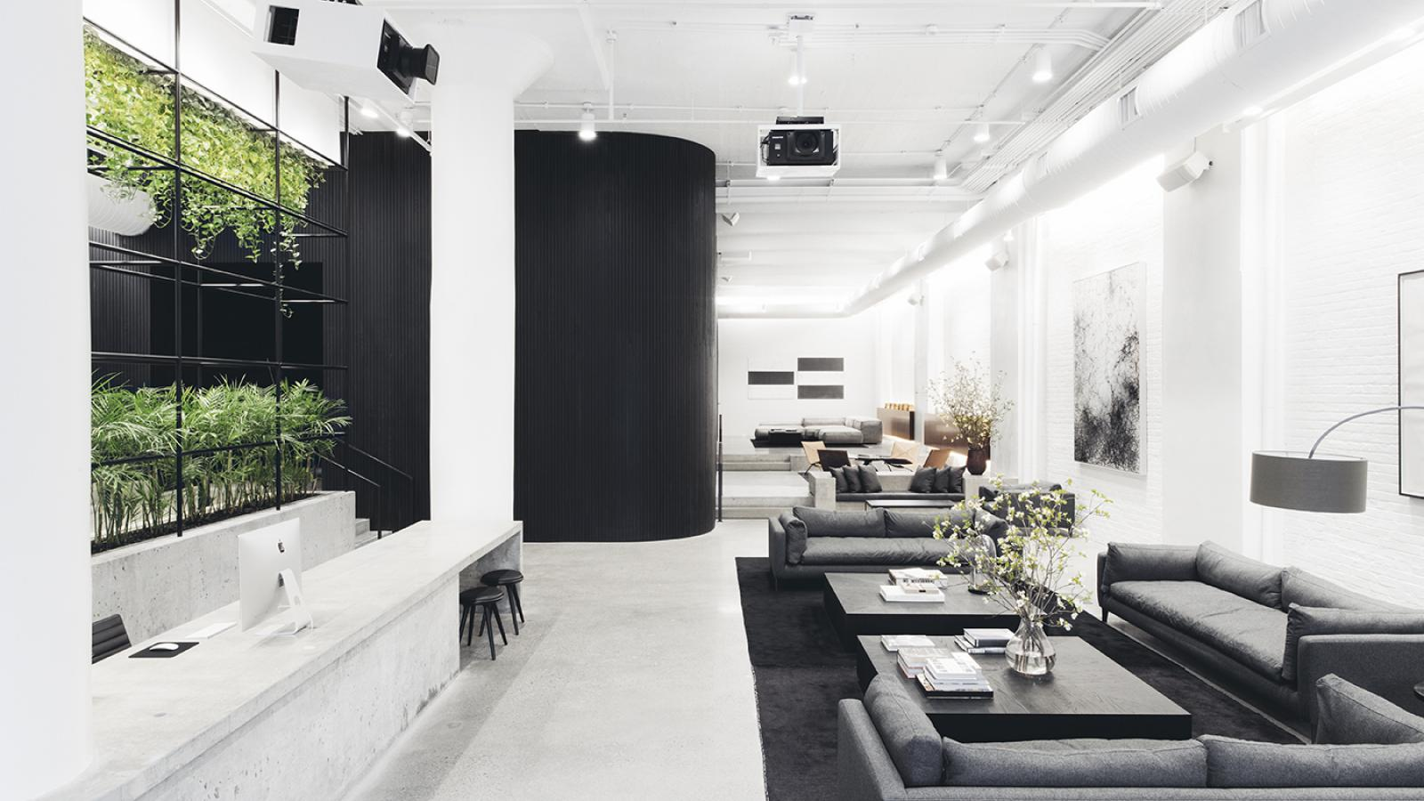 Inside the NYC Squarespace HQ