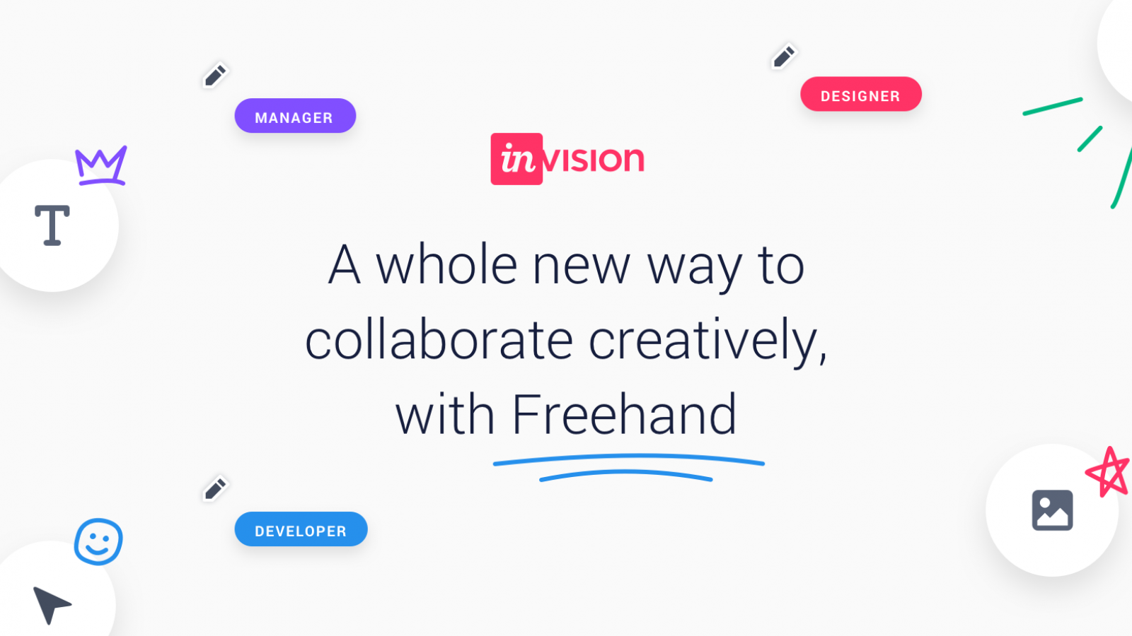 Introducing Freehand now available directly inside InVision