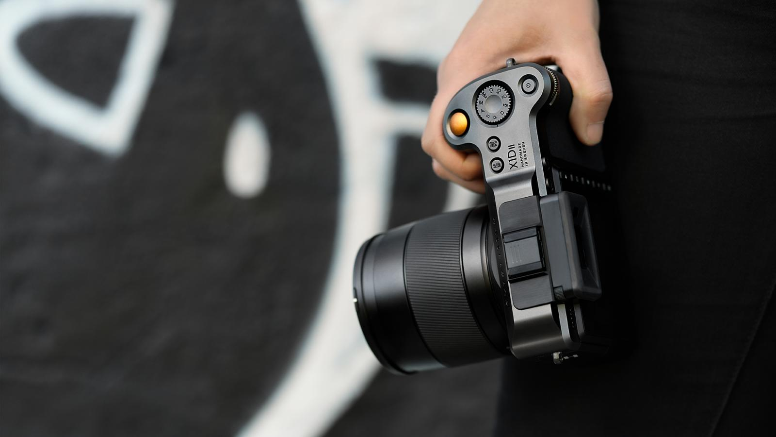 Hasselblad introducing its new X1D II, CFV II 50C, 907X Body and more