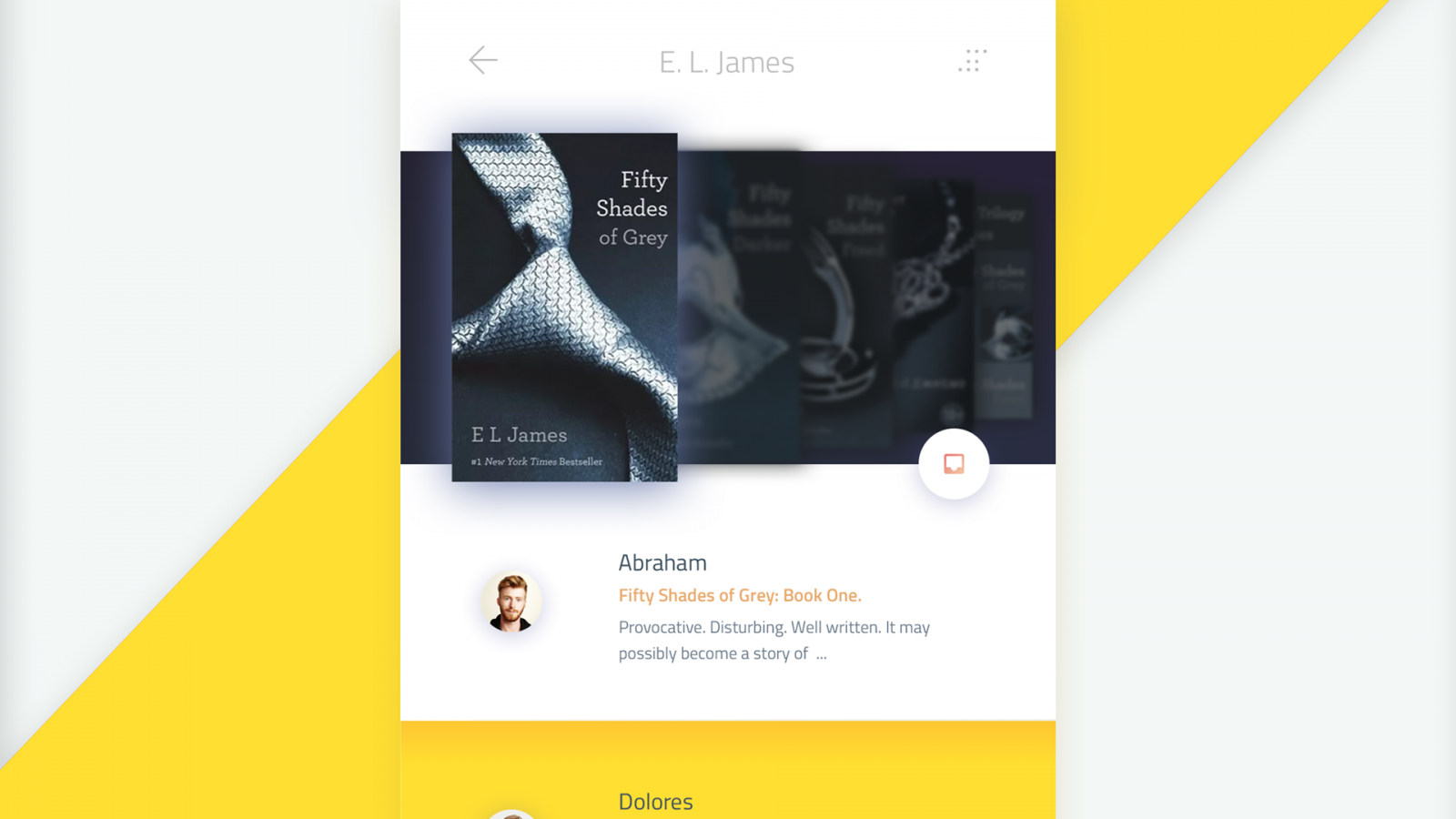 UI Transitions by Leo Leung
