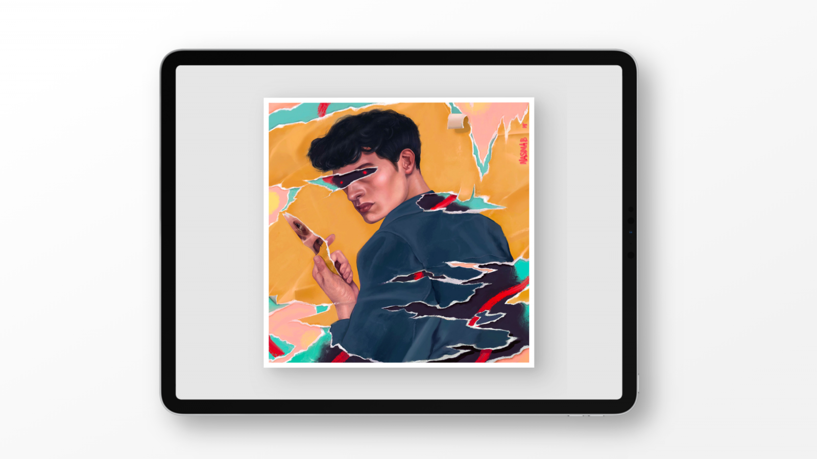 Procreate announced its 2019 Art Prize Winners