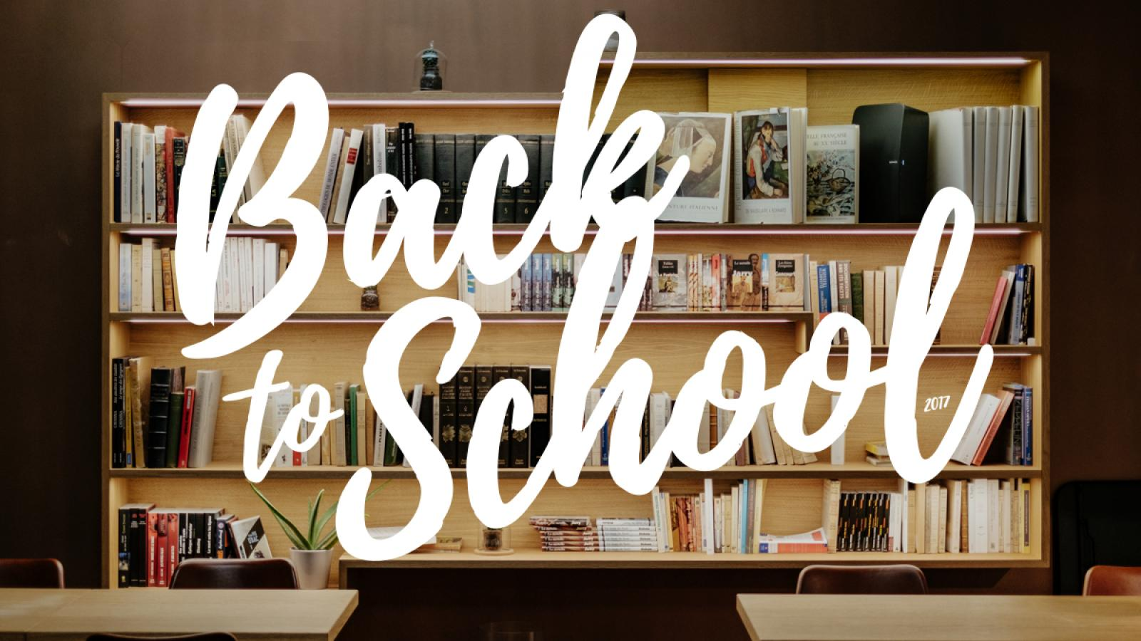 Back to School: Editor's Picks