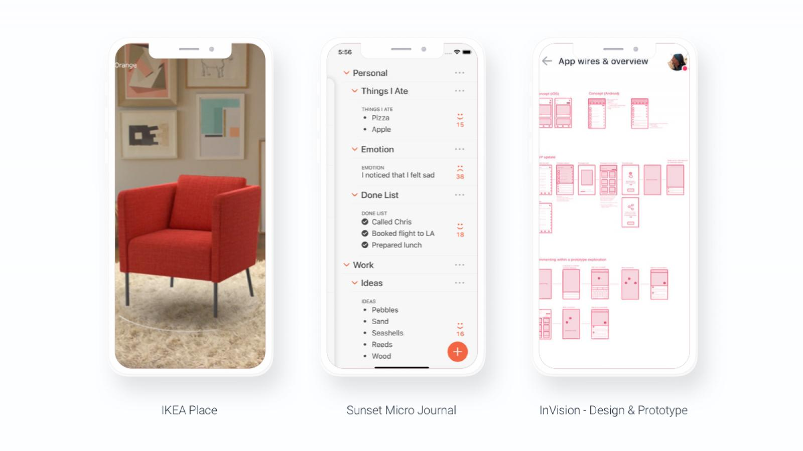 Discover iOS Apps: Dreams, Sunset Micro Journal and more