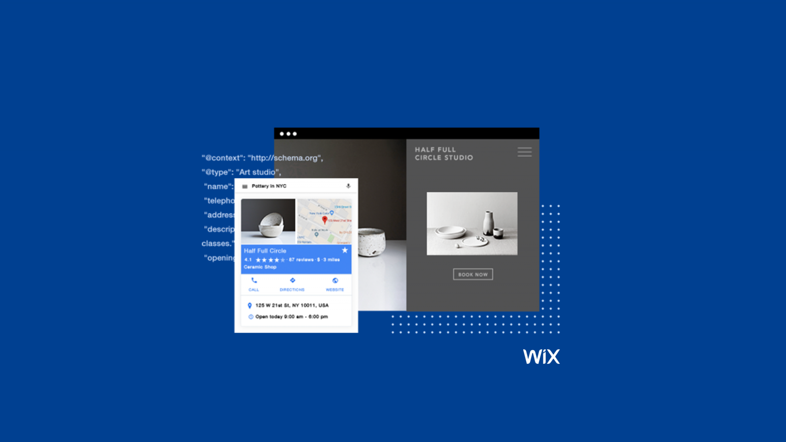 Get better SEO results for your site with WIX