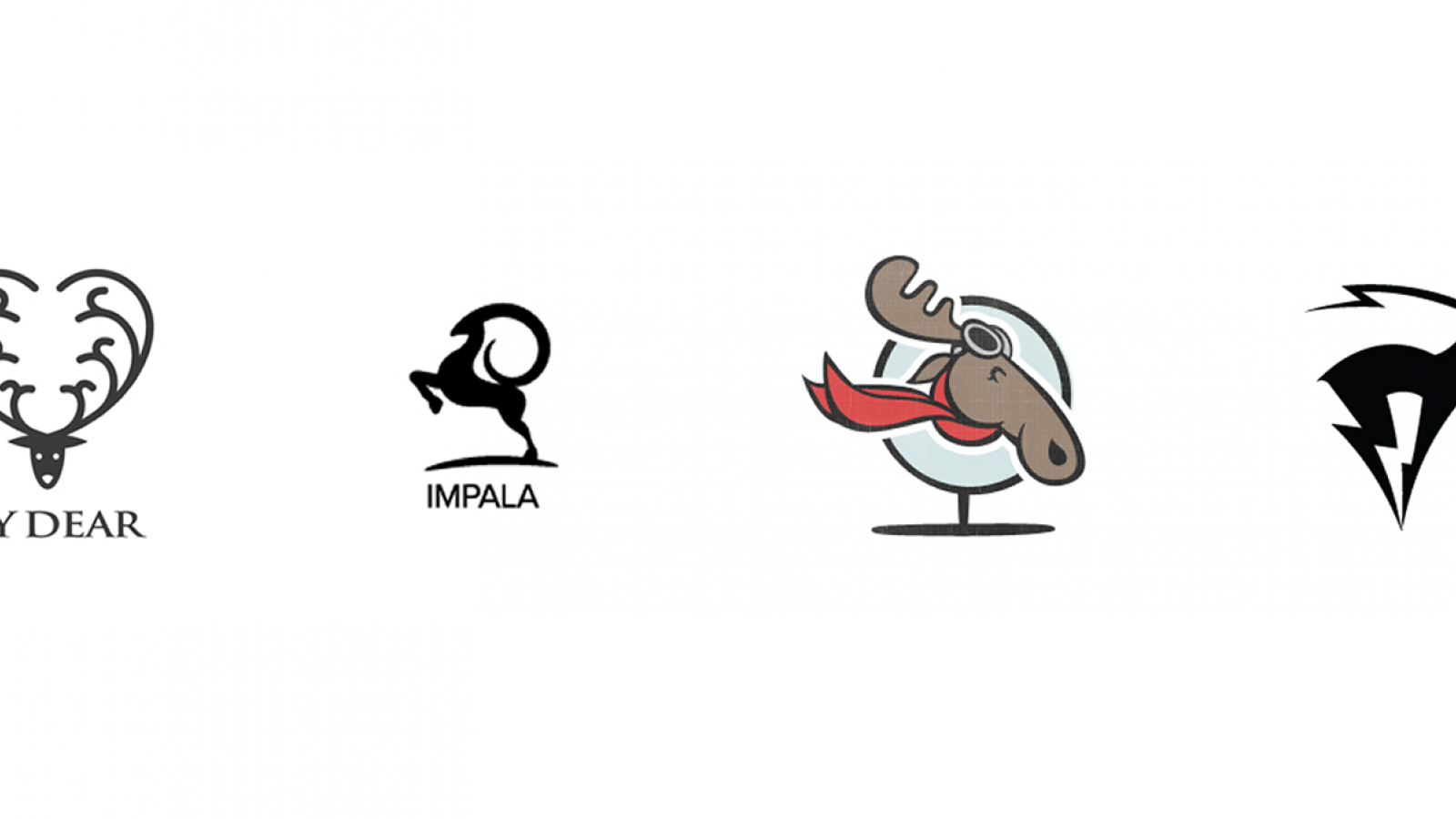 Logo Design: Antelopes