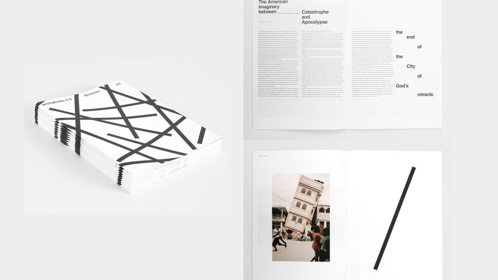 Editorial Design Inspiration: Archphoto