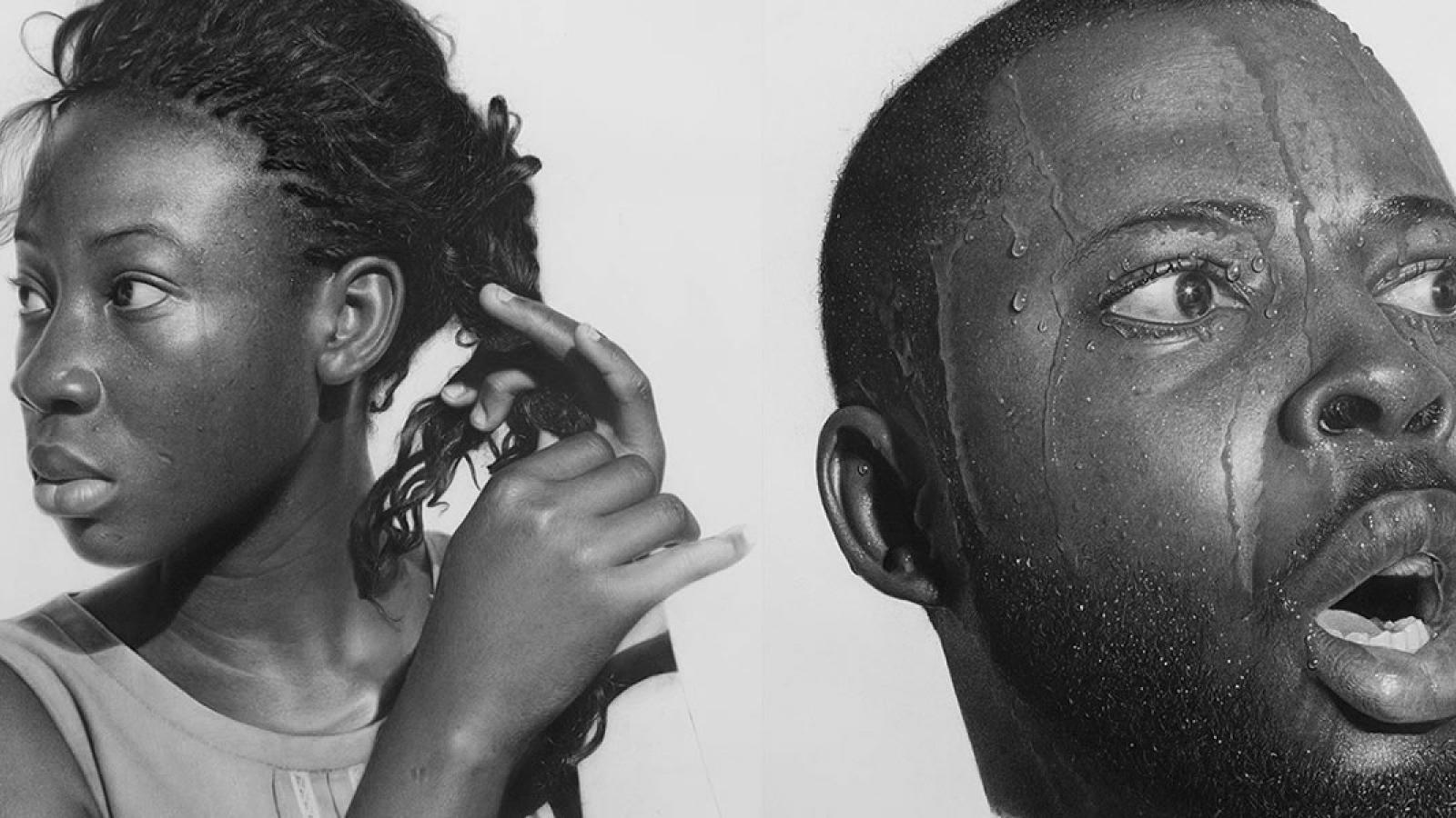 Super Realistic Pencil Drawings by Arinze Stanley