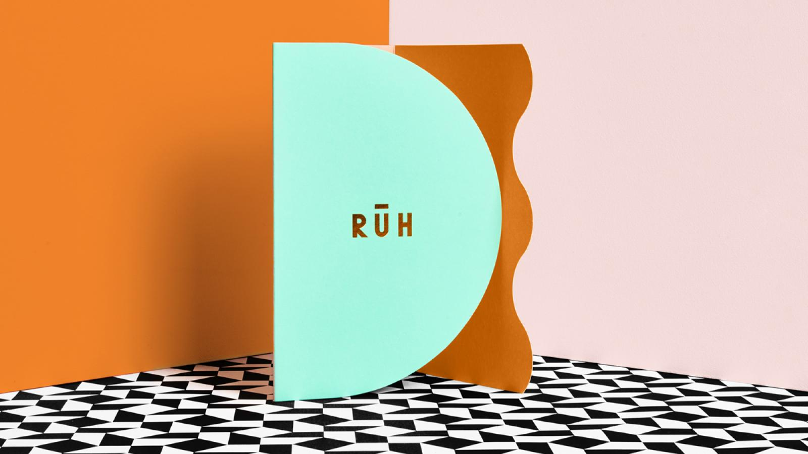 Art Direction & Graphic Design: RUH