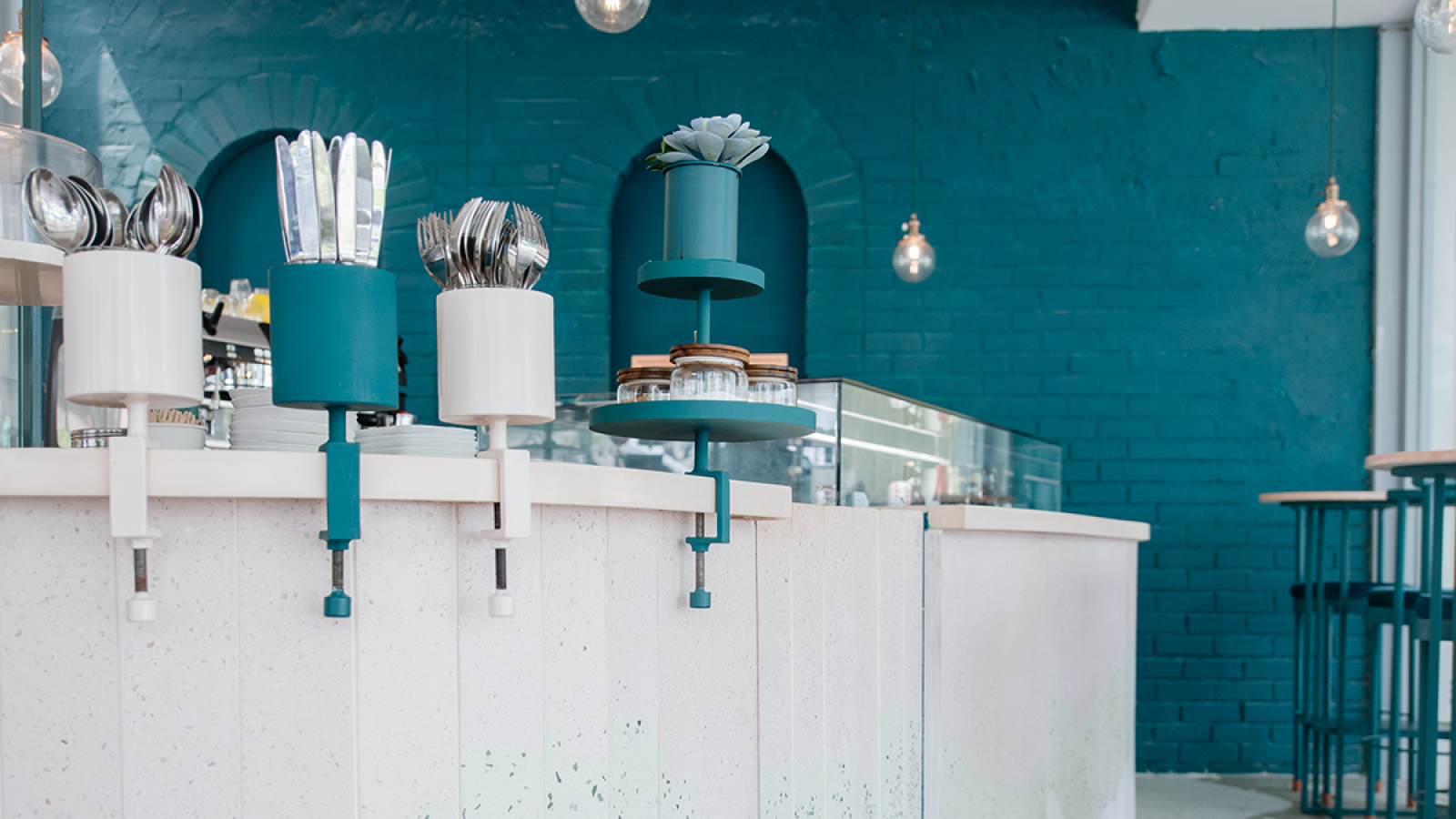 Interior Design Love: Singapore's Suzette Dessert Bar