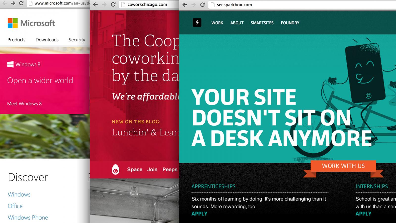 Beautiful Responsive Websites