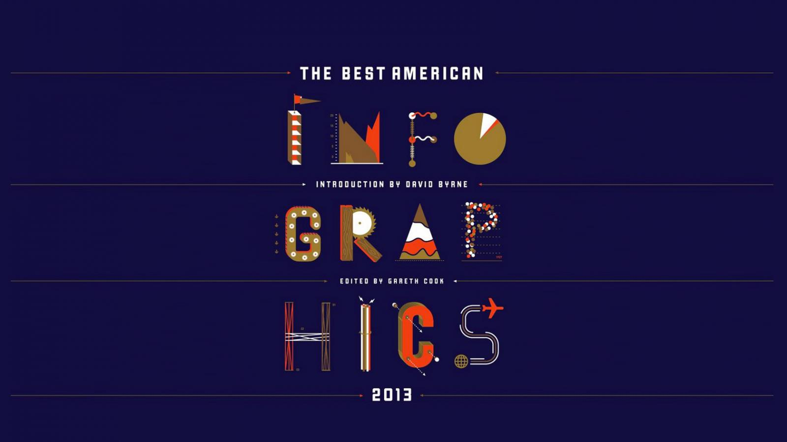 The Best American Infographics 2013