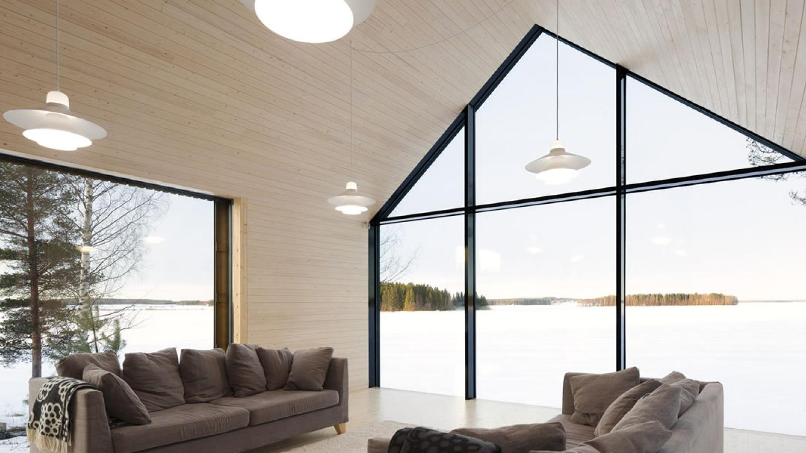 Modern, Cozy and Inspiring House Y in Finland