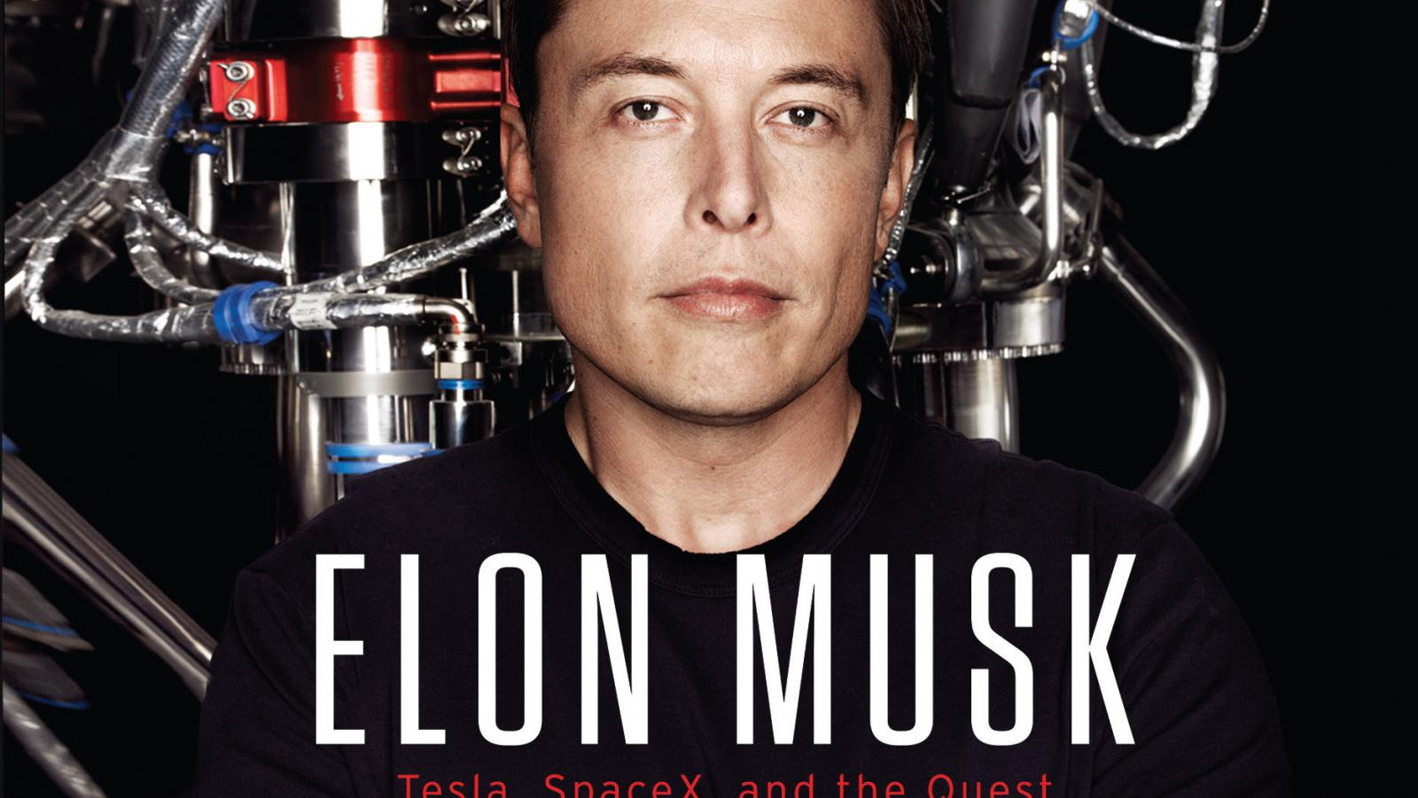 Book Recommendation: Elon Musk: Tesla, SpaceX, and the Quest for a Fantastic Future