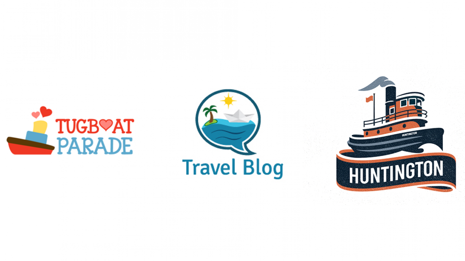 Logo Design: More Boats