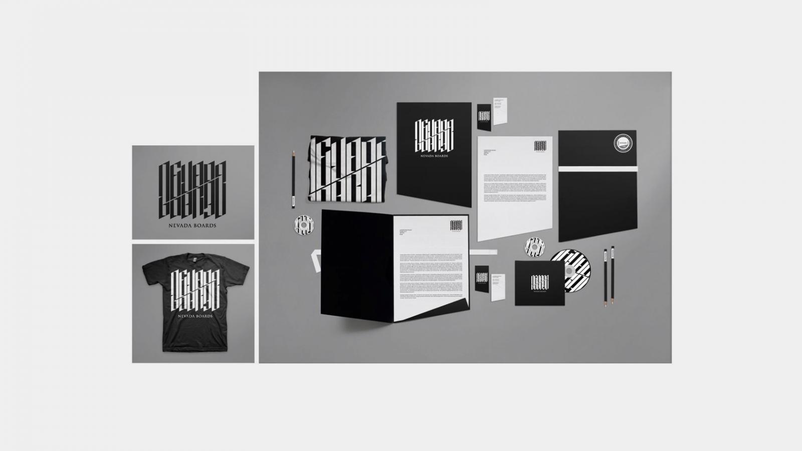 Palette 01: Black & White - New Monochrome Graphics