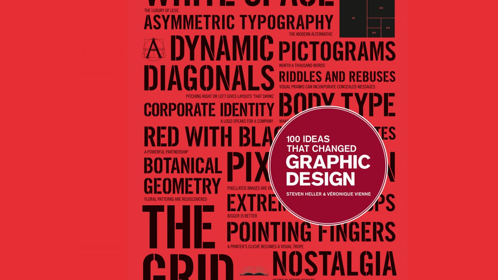 100 Ideas that Changed Graphic Design - Book Suggestion