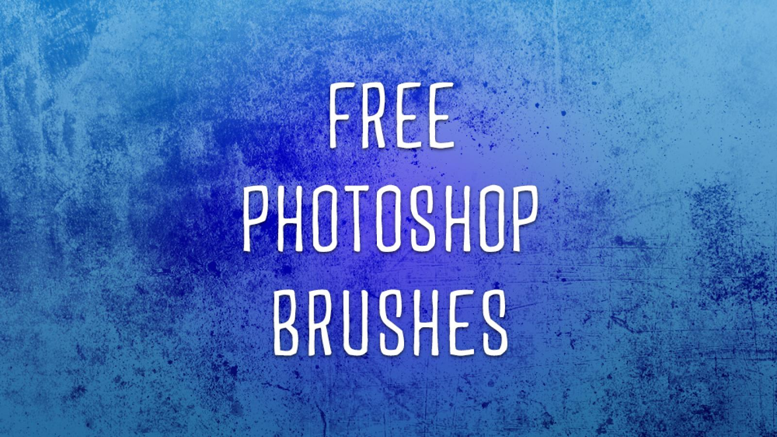 Great Photoshop Brushes Freebies