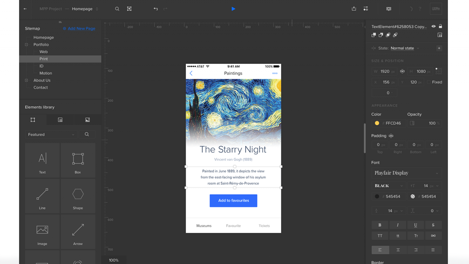 Redesigned UXPin