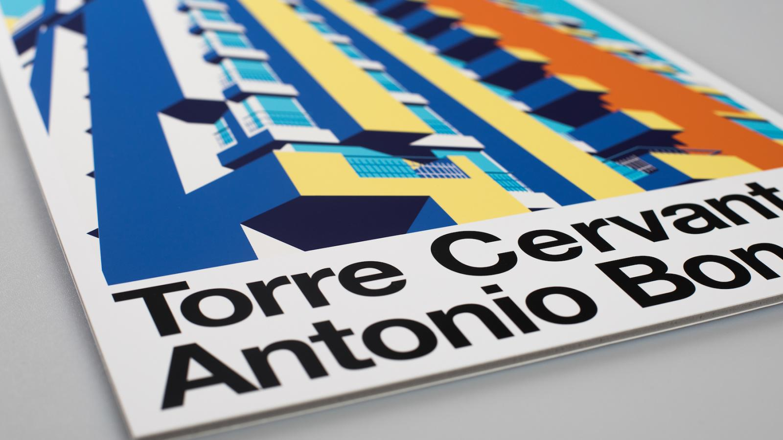 Architecture Illustration Tribute to Antonio Bonet