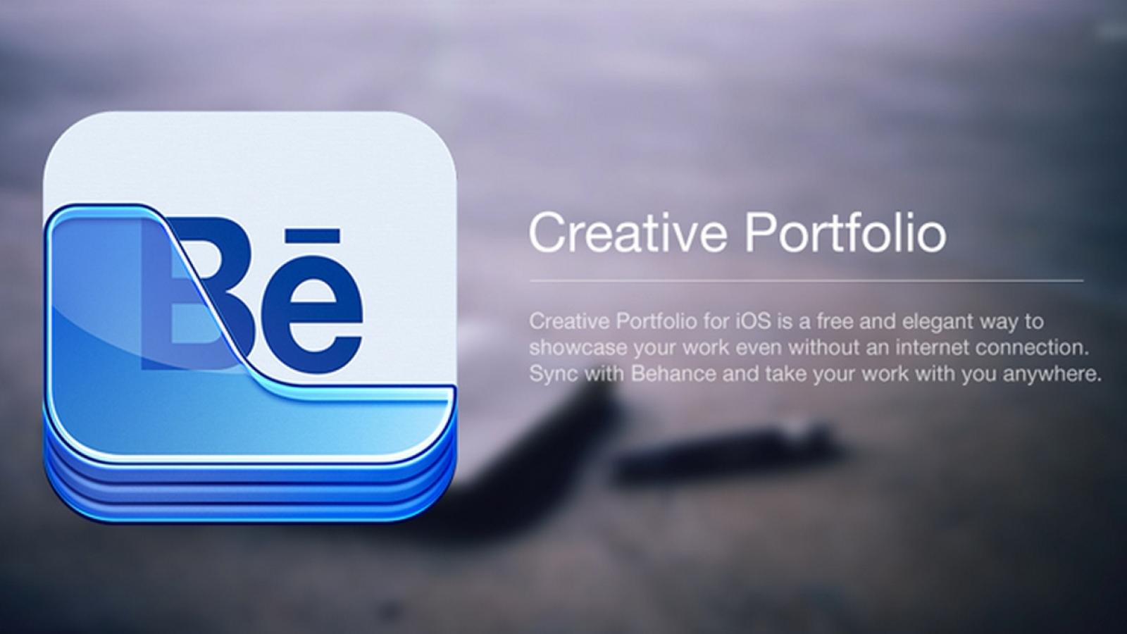 Behance App Icon Case Study
