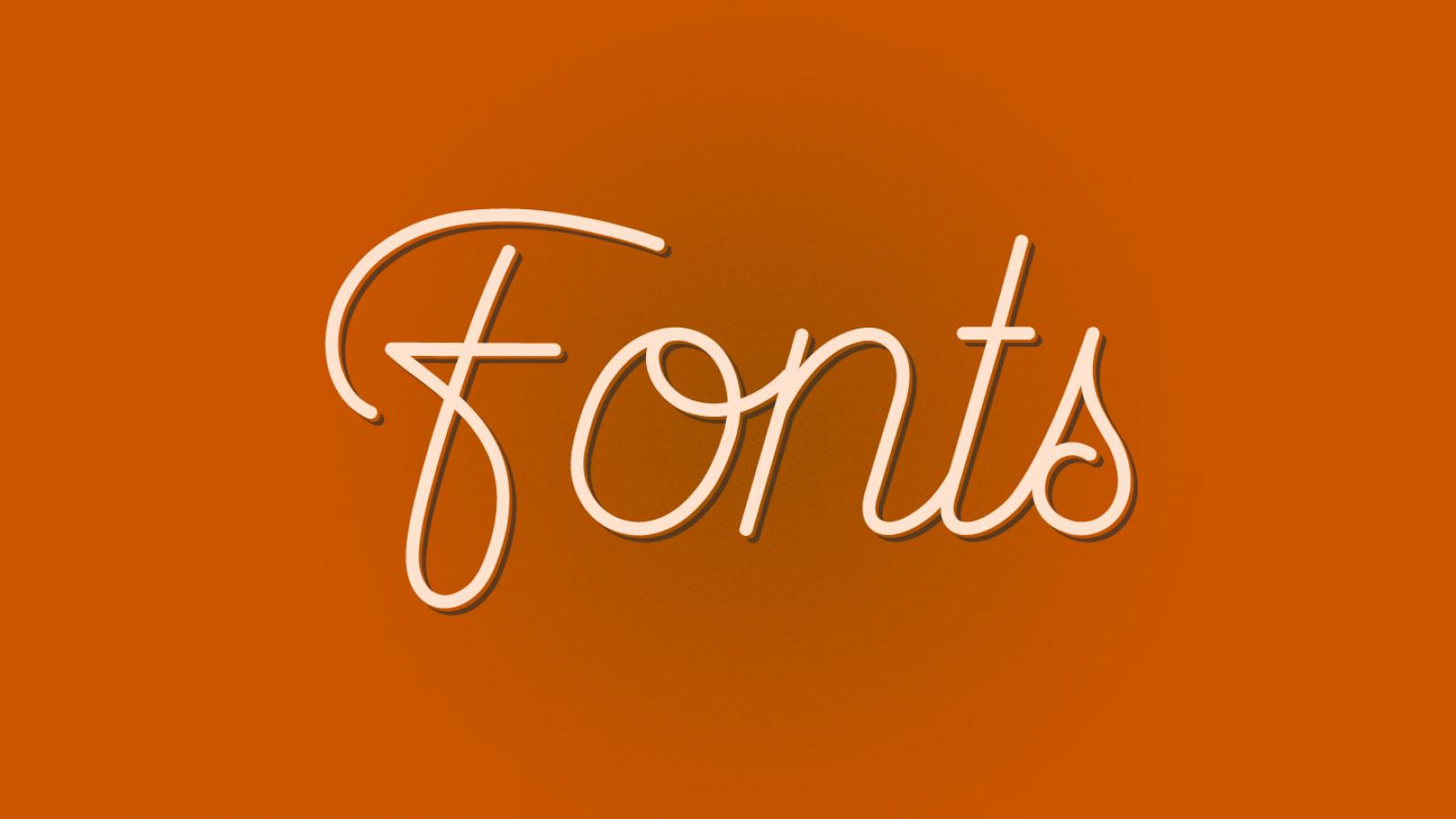 Friday Fresh Free Fonts - Frinco, Les Sensations, The Wahhabi Script