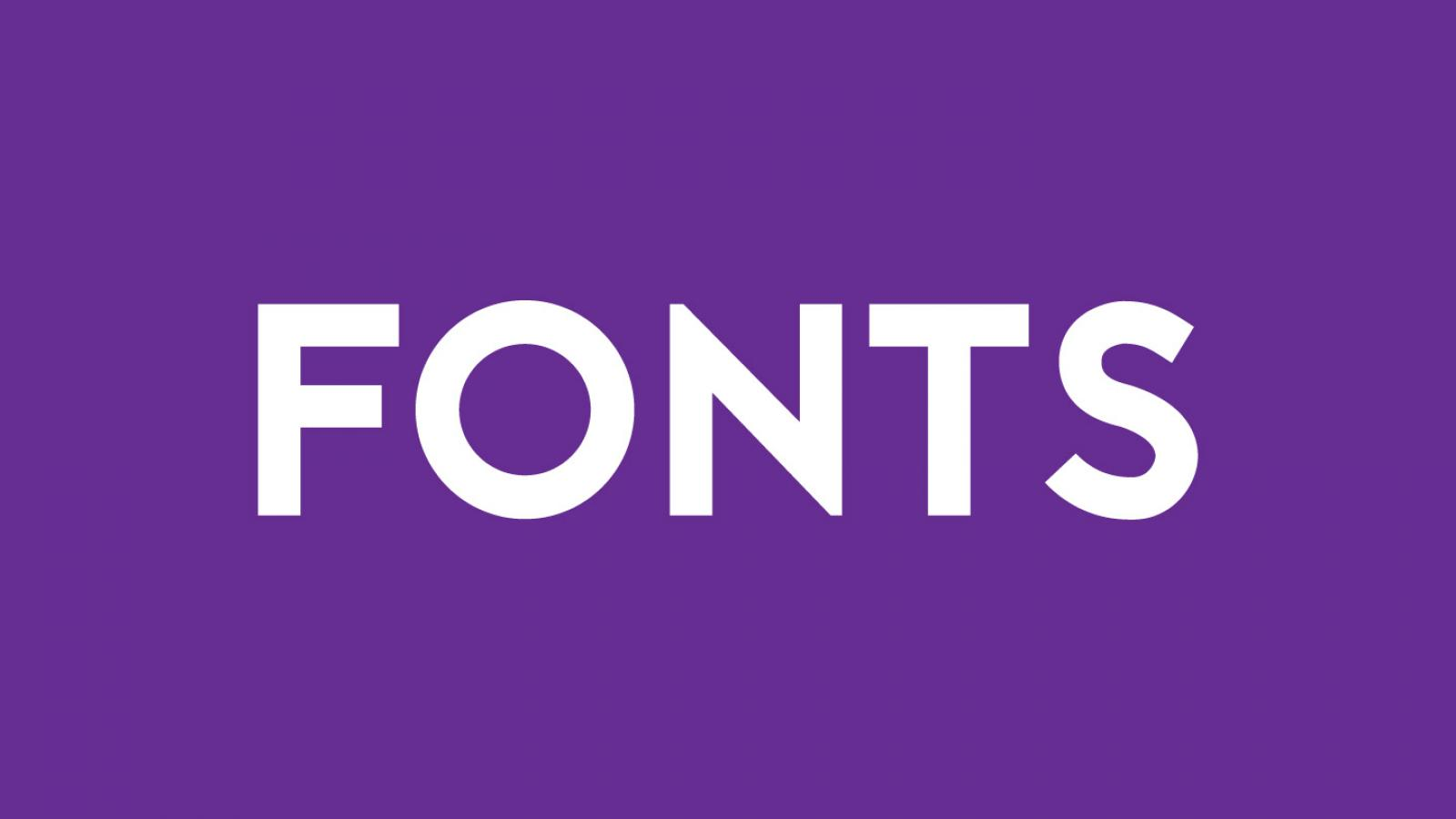 Friday Fresh Free Fonts - Metros, Althea, Jaapokki
