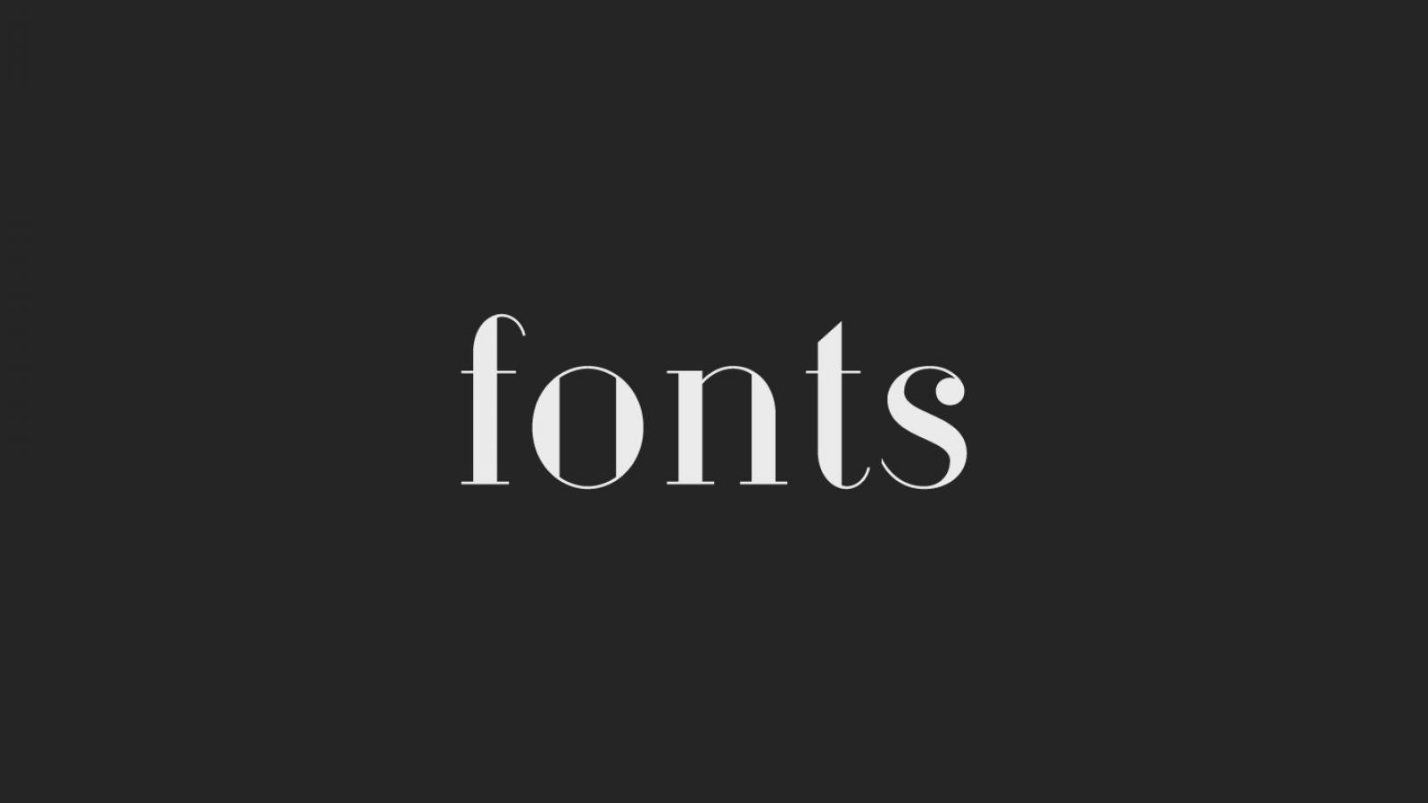 Friday Fresh Free Fonts - Rubik, Dita Sweet
