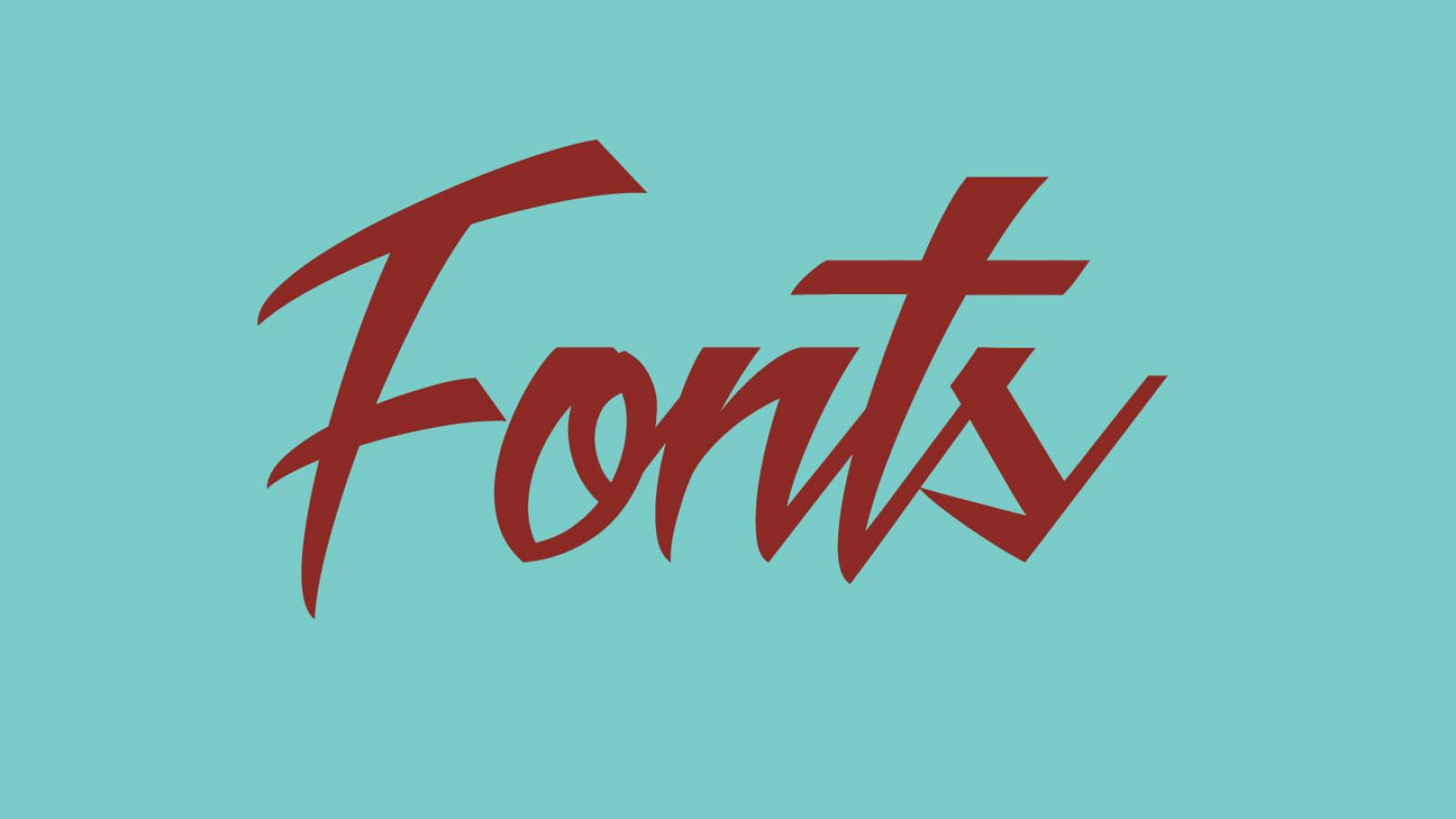 Friday Fresh Free Fonts - Mad Rats, Cloud Sans