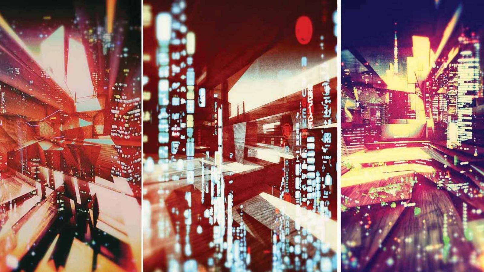 Outstanding Graphic Projects by Atelier Olschinsky