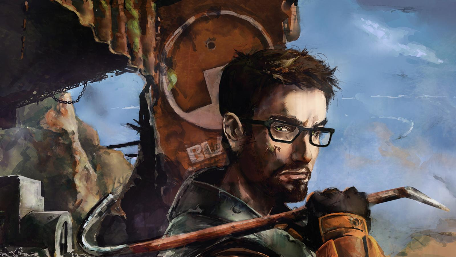 Fantastic Half Life Artworks