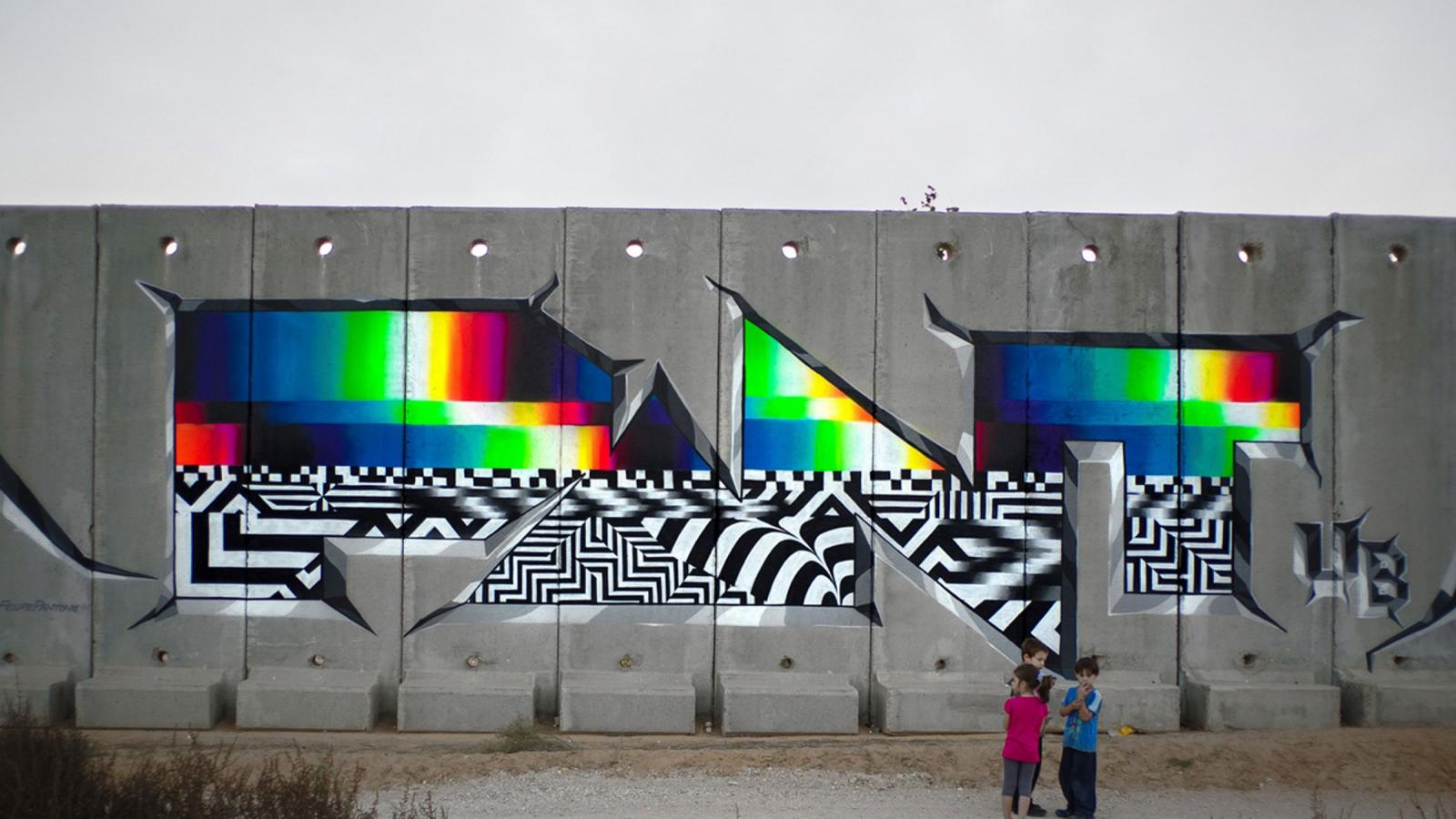 Interview with Felipe Pantone aka. Pant1