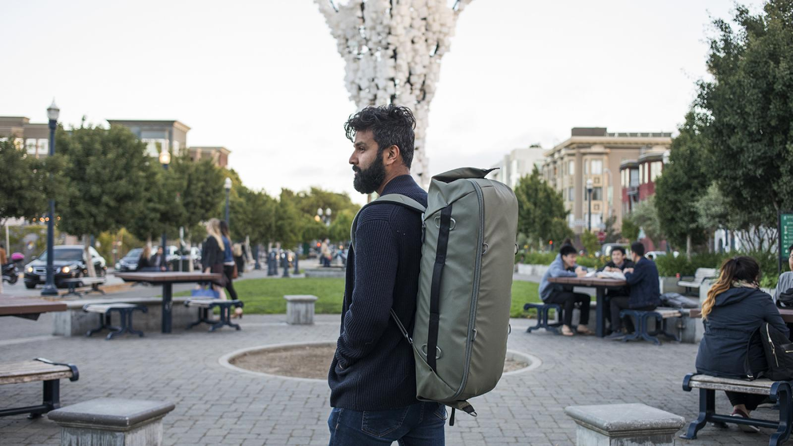 Peak Design: Say hello to the Travel Duffle 35L & Dufflepack 65L