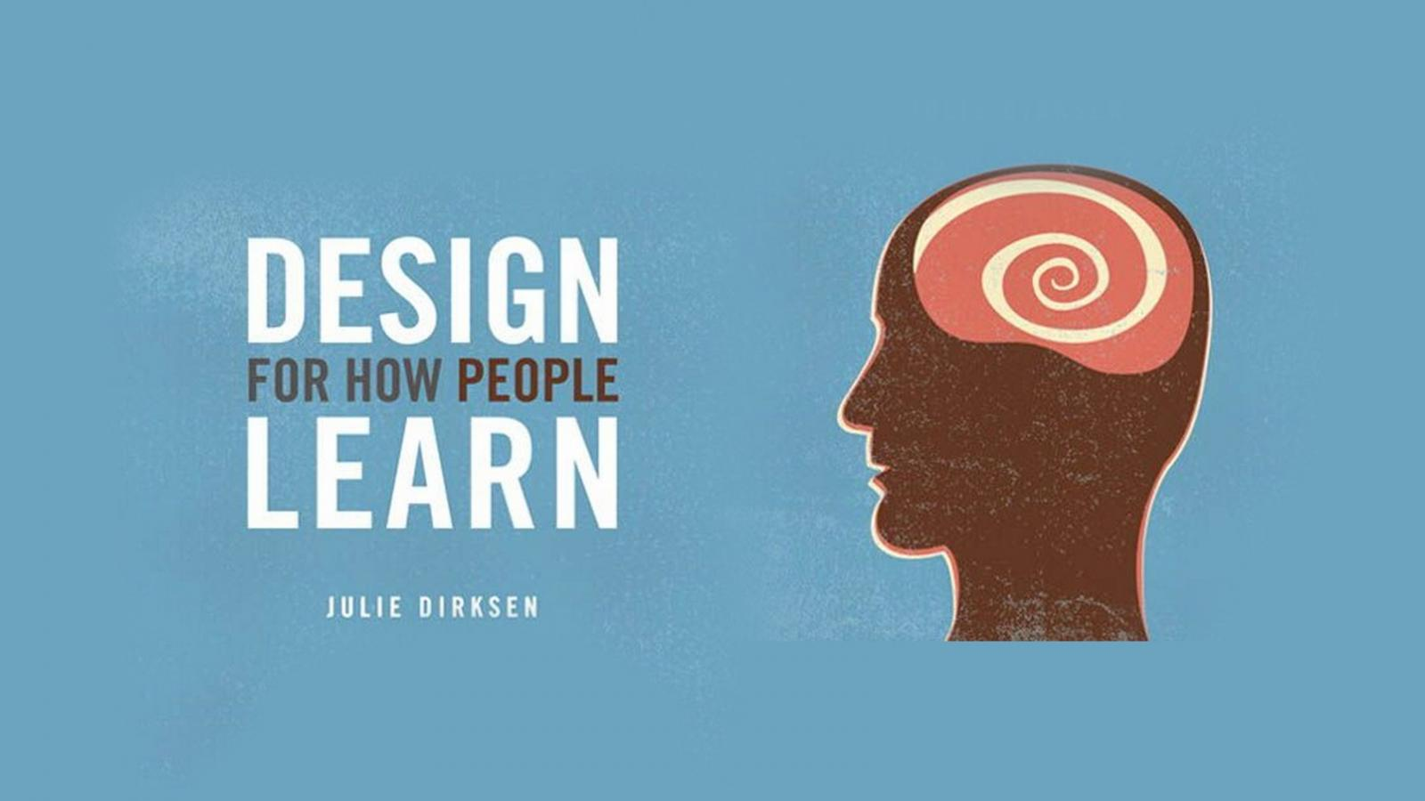 Design For How People Learn - Book Suggestion