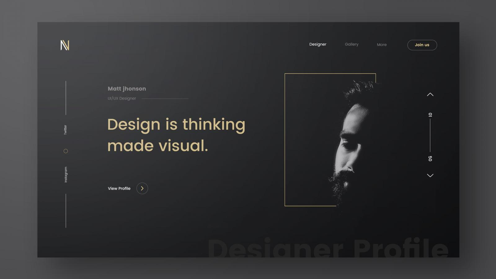 Web Design Inspiration for the Week
