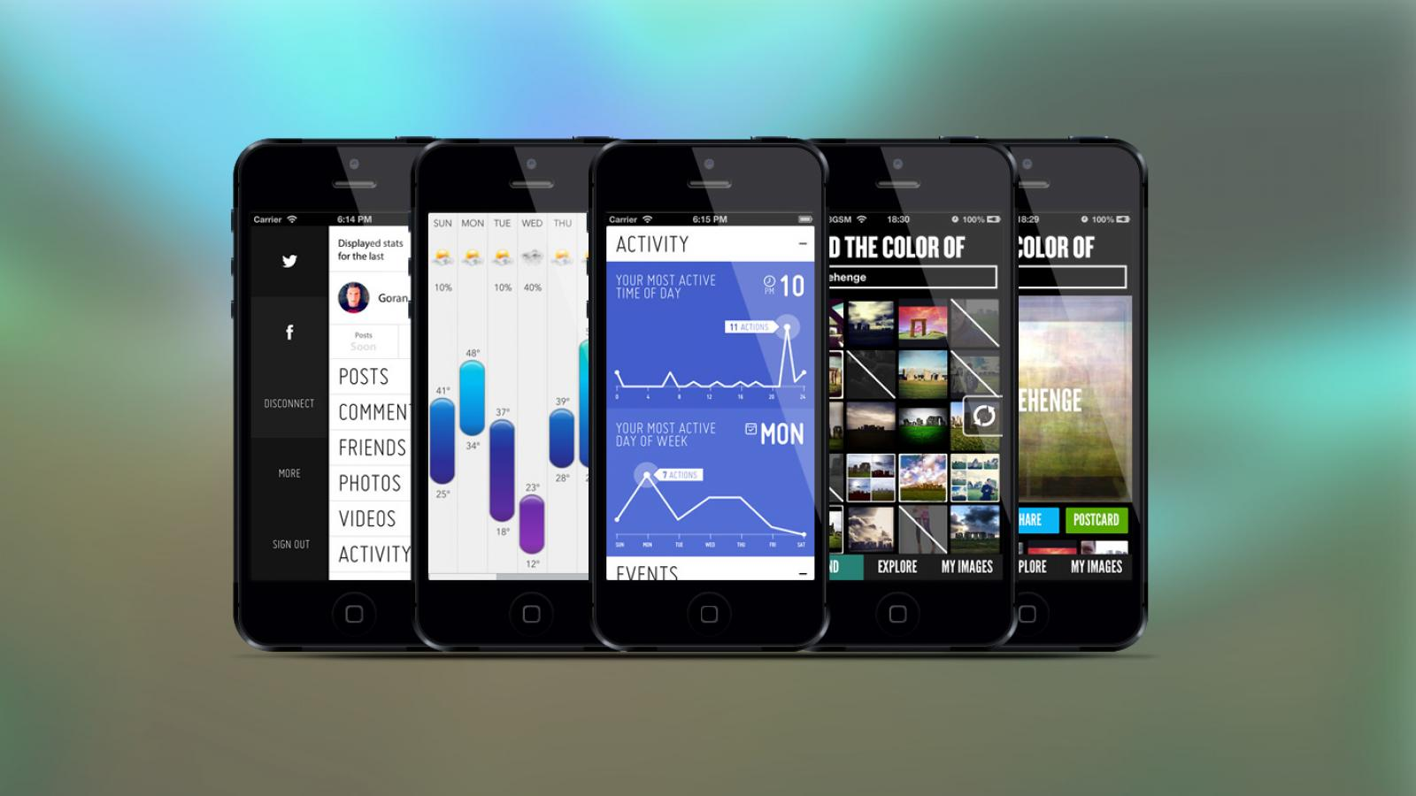 Weekly Apps: Today, Infomatic, Foldify and more