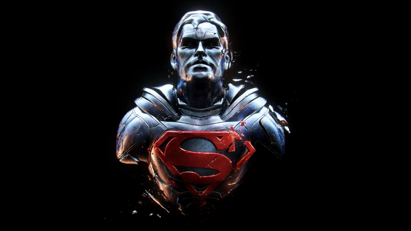 Digital Art: Mad Man of Steel by Adam Spizak