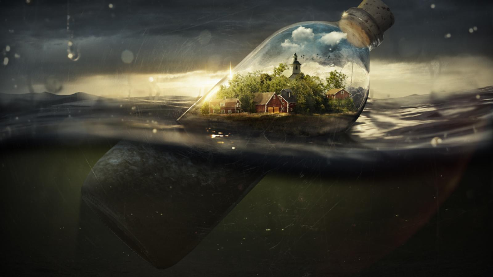 Erik Johansson Photo Manipulation Behind the Scenes