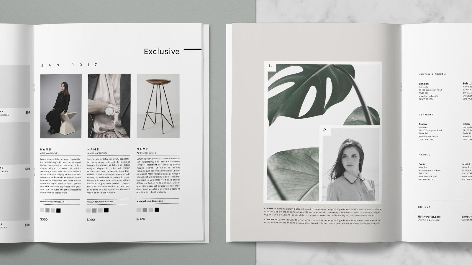 Editorial Design Inspiration for the New ABDZ