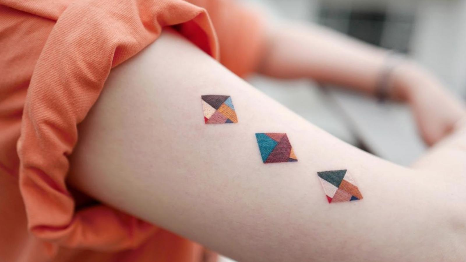 Adorable & Modish Framed Tattoos by Sol Studio