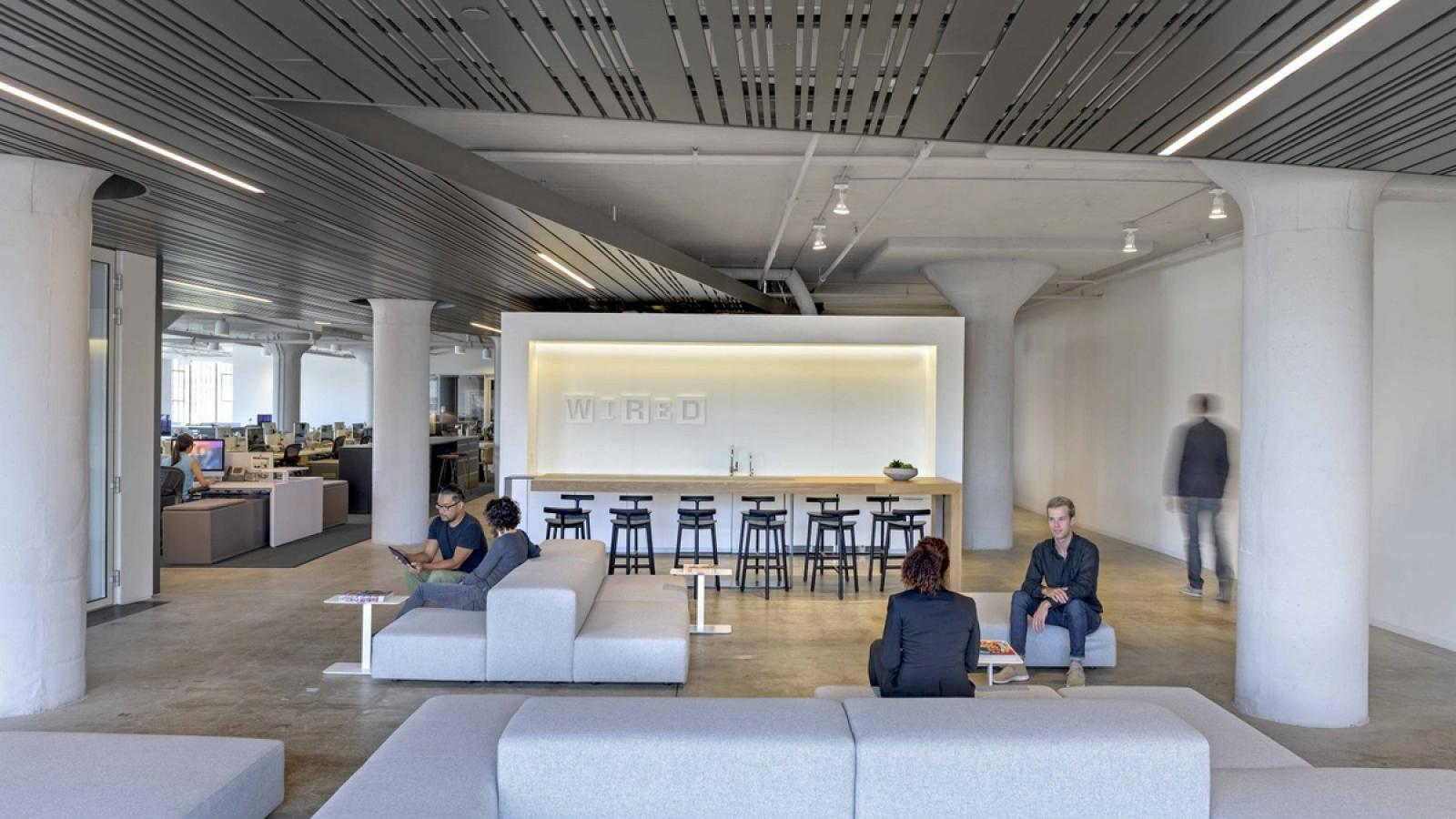 Inside Look at WIRED Offices - San Francisco