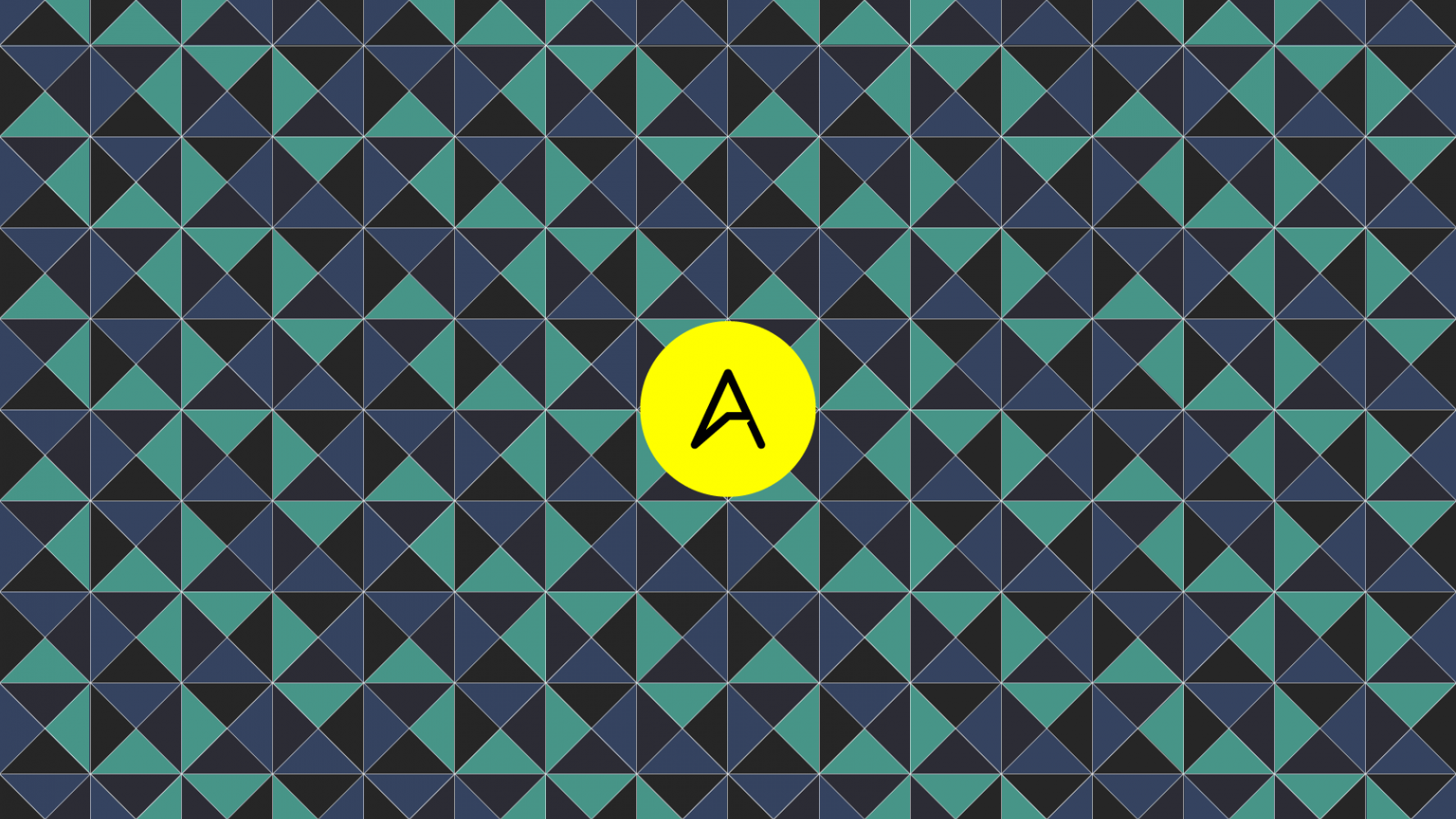 Geometric Pattern in Illustrator