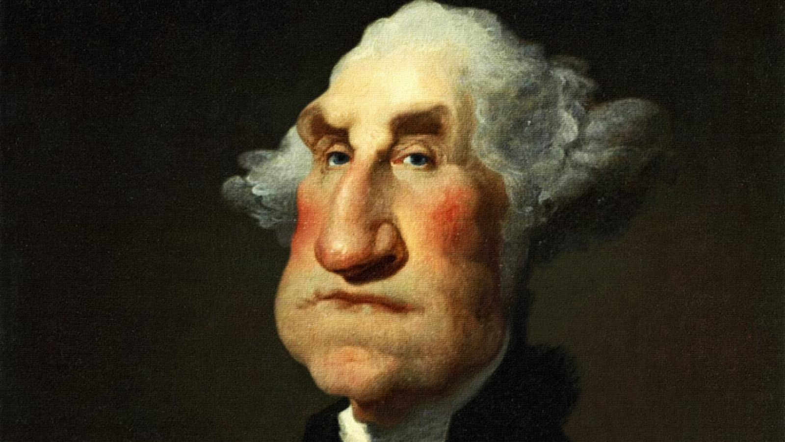 Happy Birthday George Washington: A Caricature look at some famous presidential faces