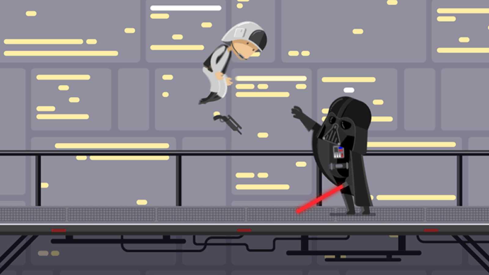 Wicked Star Wars Gifs
