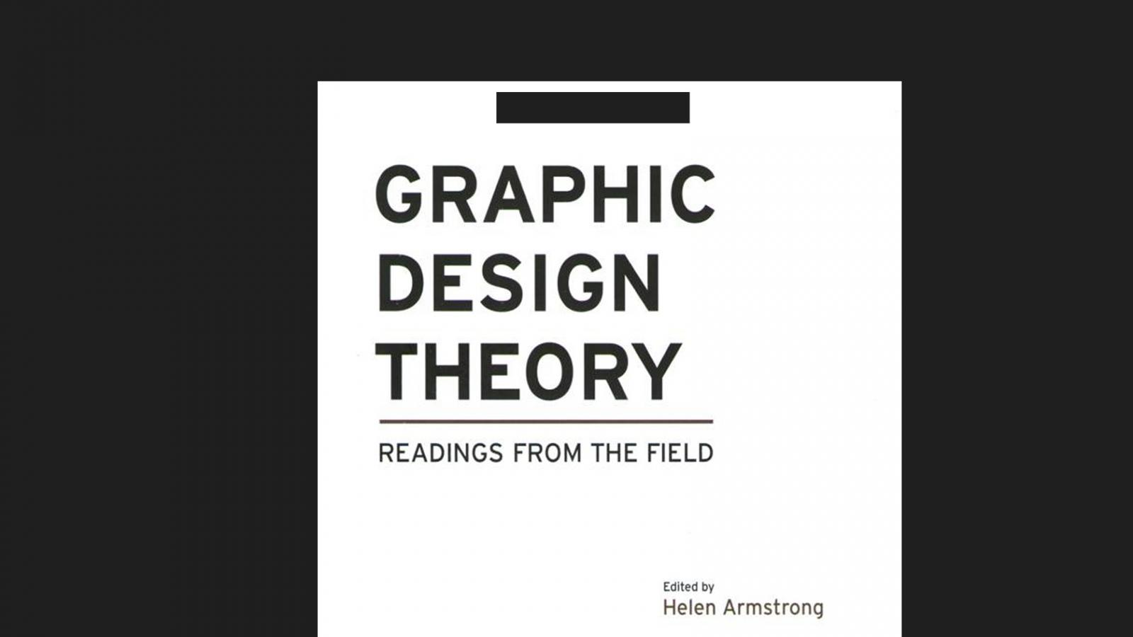 Graphic Design Theory: Readings from the Field - Book Suggestion