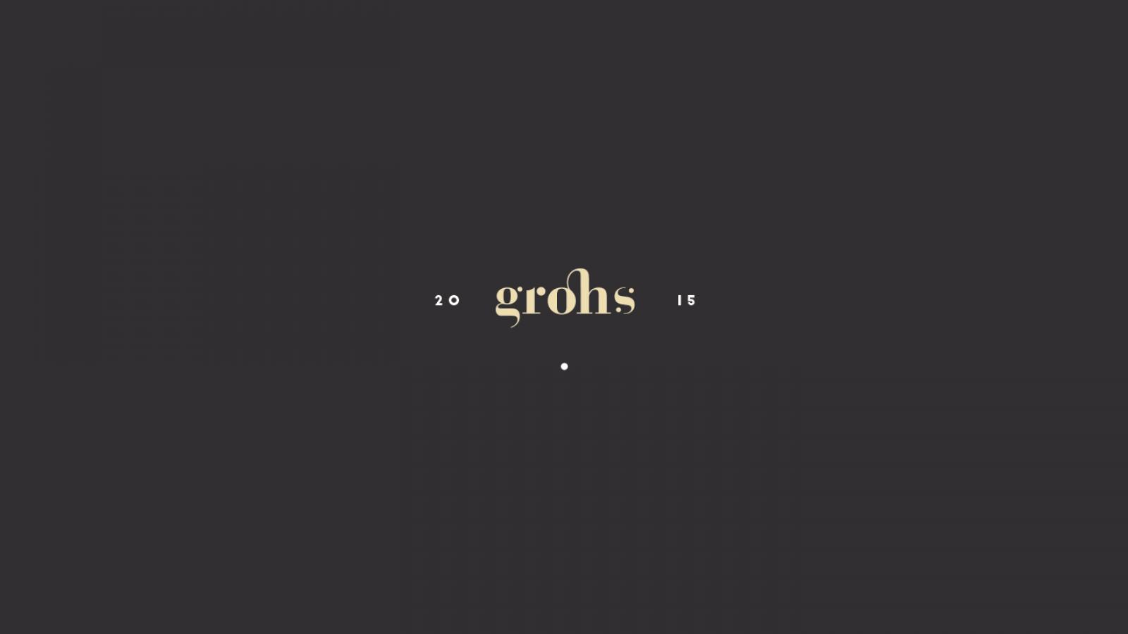 Grohs Visual Identity