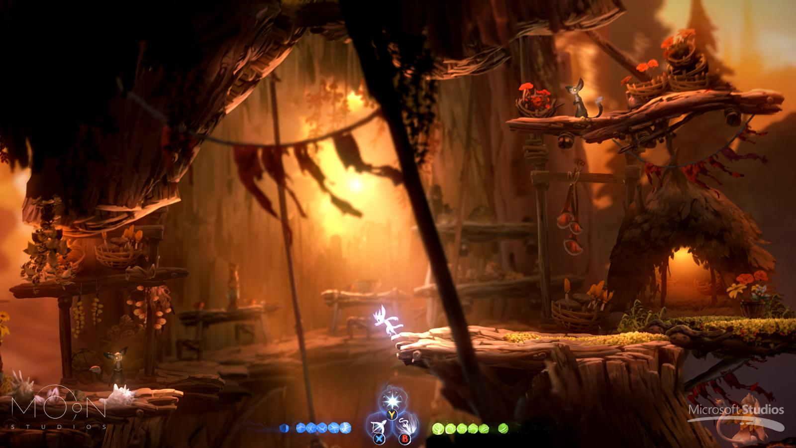 Incredible Game Level Design for Ori and the Will of the Wisps