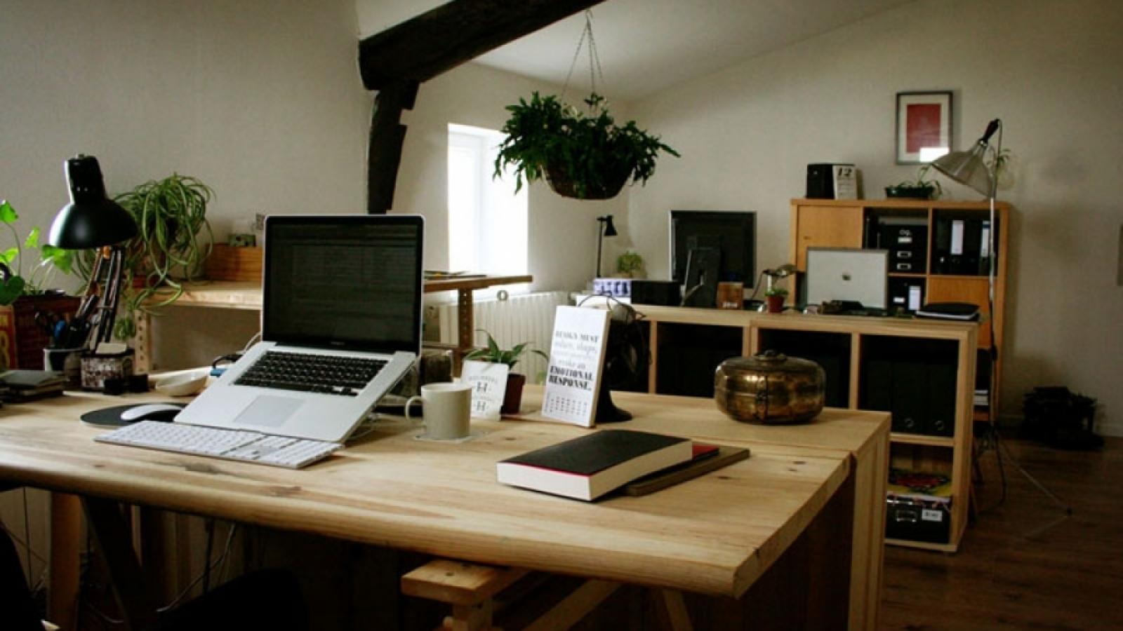 home office Abduzeedo