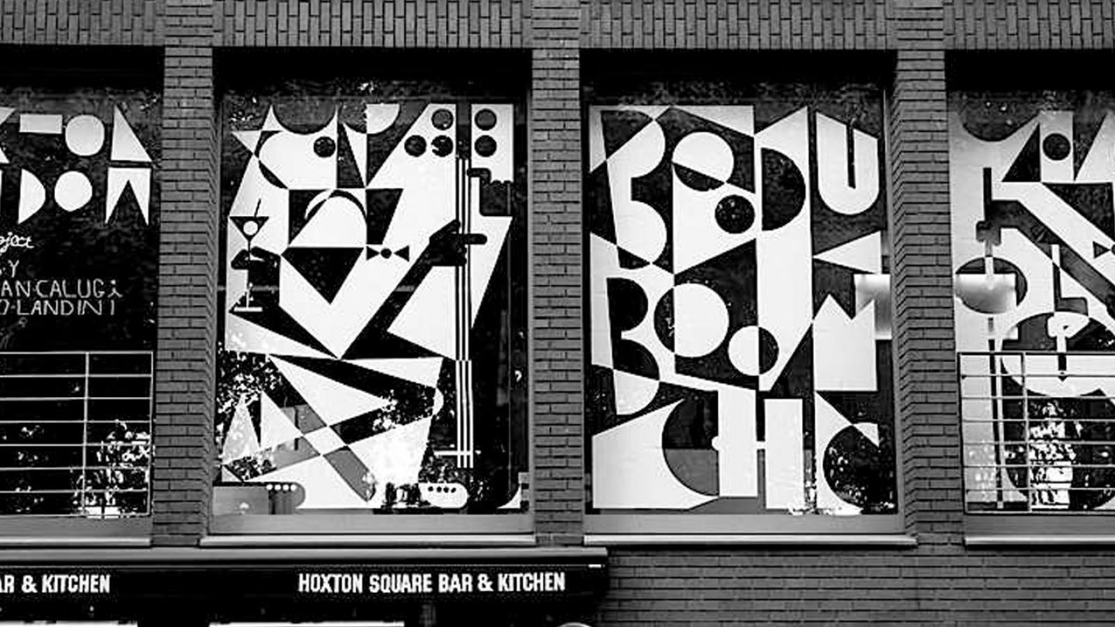 Hoxton Window Project