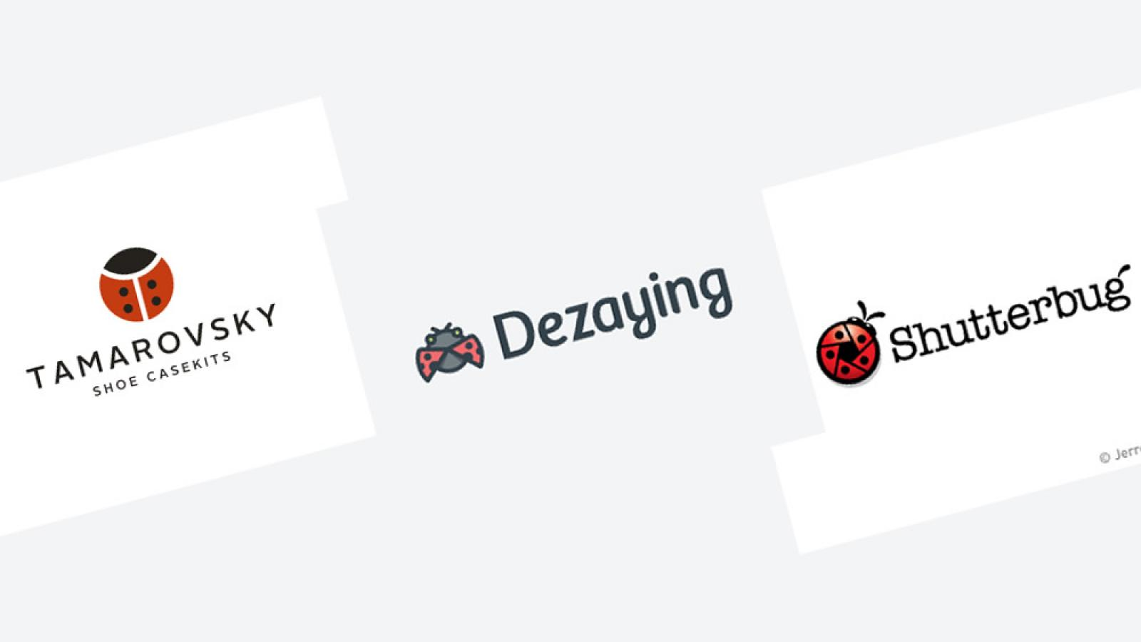 Logo Design: Ladybugs